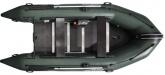 Надувная лодка Т390К (килевая, 6 чел, 15 л.с.)