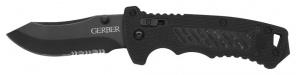 Нож Gerber DMF Folder, серрейторное лезвие, блистер