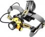 Фонарь Fenix HP11 желтый (277 лм, 4хАА)