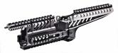 Цевье с системой планок САА 5 Picatinny Hand Guard Rails System для АК47/ 74, алюминий
