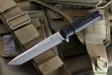 Нож туристический Aggressor Полированный D2, Kizlyar Supreme