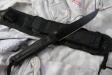 Нож туристический Croc Черный D2, Kizlyar Supreme
