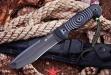 Нож туристический Vendetta Черный D2, Kizlyar Supreme