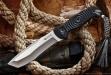 Нож туристический Vendetta Полированный AUS8, Kizlyar Supreme