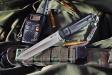 Нож туристический Aggressor Полированный AUS8, Kizlyar Supreme