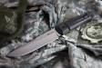 Нож туристический Alpha Полированный AUS8, Kizlyar Supreme