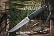 Нож туристический Croc Полированный AUS8, Kizlyar Supreme