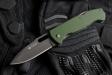 Нож туристический Ute 440C GT Зеленый Kizlyar Supreme, Kizlyar Supreme